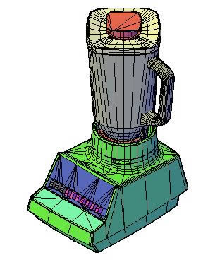 Planos de Licuadora 3d, en Electrodomésticos – Muebles equipamiento