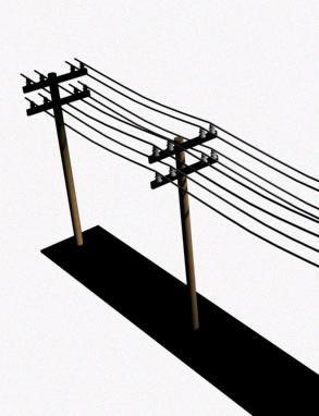Linea de alta tension, en Tendidos electricidad – Infraestructura