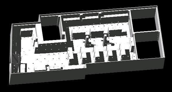 Planos de Local comercial jugueteria 3d, en Centros comerciales supermercados y tiendas – Proyectos