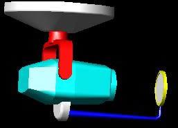 Planos de Luz robótica 3d, en Luminarias – Electricidad iluminación
