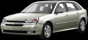 Malibu maxx 2004, en Automóviles – fotografías para renders – Medios de transporte