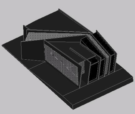 Planos de Maqueta iglesia 3d, en Arq. religiosa – Proyectos