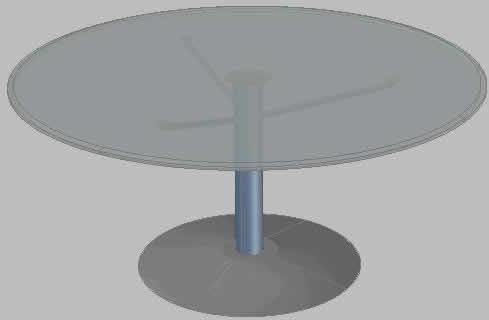 Planos de Mesa 3d, en Bares y restaurants – Muebles equipamiento
