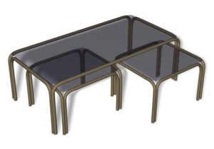 Mesa baja 3d, en Mesas y juegos de comedor 3d – Muebles equipamiento