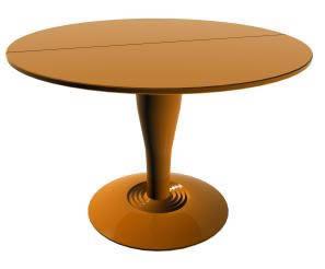 imagen Mesa circular 3d, en Mesas y juegos de comedor 3d - Muebles equipamiento