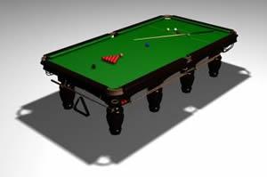 Mesa de billar, en Juegos – Muebles equipamiento