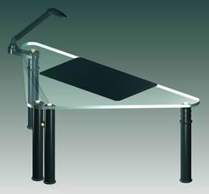 Mesa de vidrio 3d, en Mesas y juegos de comedor 3d – Muebles equipamiento