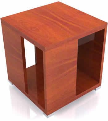 Mesa  linea 3d, en Mesas y juegos de comedor 3d – Muebles equipamiento