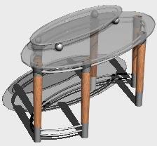 imagen Mesa  para oficina, en Informática - Muebles equipamiento