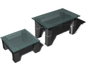 Mesas en 3d, en Mesas y juegos de comedor 3d – Muebles equipamiento