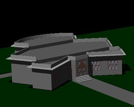 imagen Mesolum 3d, en Centros culturales salas de exposición museos y stands - Proyectos
