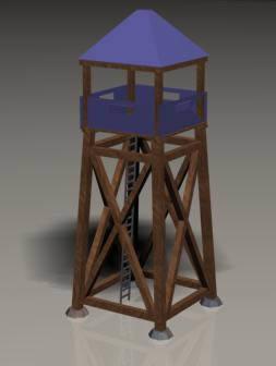 Mirador 3d, en Proyectos varios – Proyectos