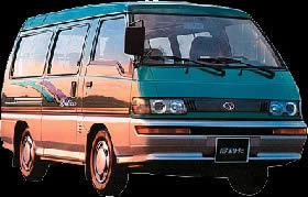 Mitsubishi delica, en Automóviles – fotografías para renders – Medios de transporte