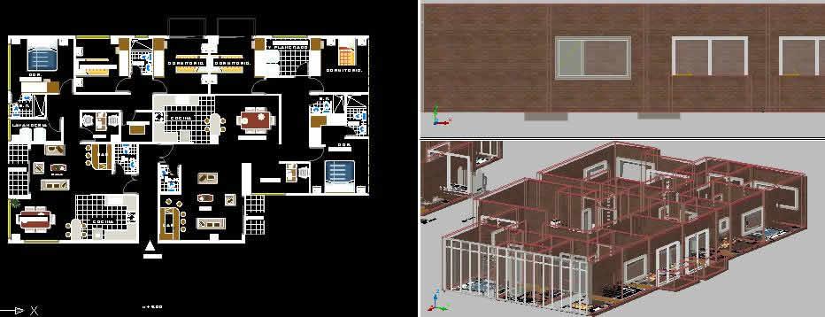 Planos de Mobiliario 2d excelente, en Muebles varios – Muebles equipamiento