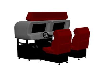 Modelo de videojuegos 3d, en Juegos – Muebles equipamiento
