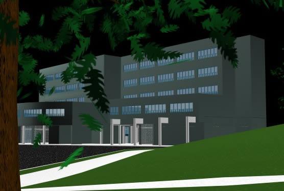 imagen Modling edificio max, en Vivienda unifamiliar 3d - Proyectos