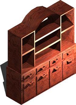 Planos de Modular, en Estanterías y modulares – Muebles equipamiento