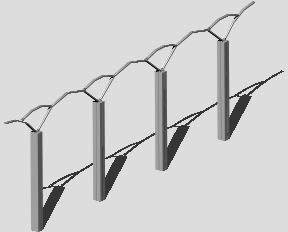 imagen Modulo estructural, en Estructuras de acero - Detalles constructivos