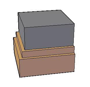 Planos de Molduras 3d. platabanda, en Molduras de madera – Detalles constructivos