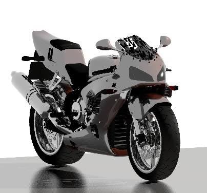 Moto cbr 1000 sports, en Motos y bicicletas – Medios de transporte