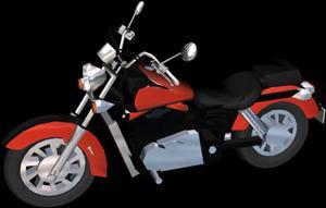 Moto honda shadow, en Motos y bicicletas – Medios de transporte