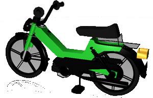 Planos de Motocicleta 3d, en Motos y bicicletas – Medios de transporte