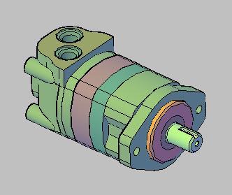 Planos de Motorcito charlin serie 2000, en Maquinaria – proyectos varios – Máquinas instalaciones