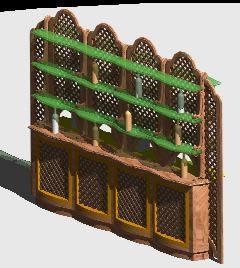 imagen Mueble expositor bebidas, en Bares y restaurants - Muebles equipamiento