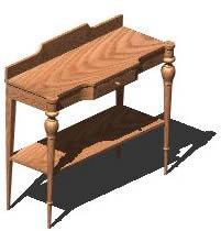 Planos de Mueble para sala 3d, en Estanterías y modulares – Muebles equipamiento