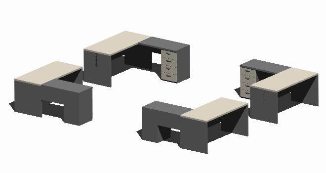 Planos de Muebles de archivo – carpetas y biblioratos, en Oficinas y laboratorios – Muebles equipamiento