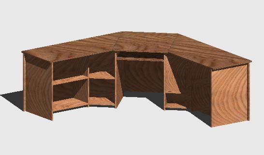 Planos de Muebles, en Estanterías y modulares – Muebles equipamiento