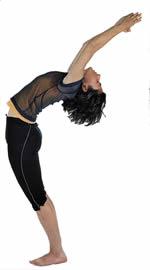 imagen Mujer gimnasta, en Deportistas - Personas