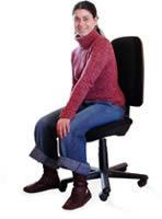 Mujer sentada, en Fotografías para renders – Personas