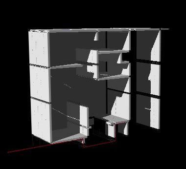 Planos de Muro covintec 3d, en Covintec – Sistemas constructivos