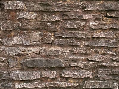 Muro de roca, en Piedra – Texturas