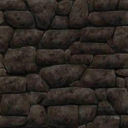 imagen Muro piedra - textura, en Piedra - Texturas