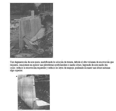 Muros de contencion, en Consolidación de suelos – cimentación – Obras viales – diques