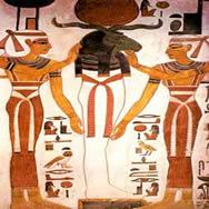 imagen Nefertari, en Cuadros - Texturas