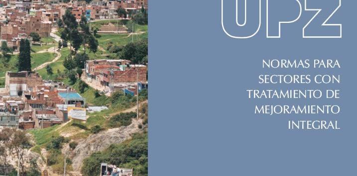 Norma comun – instrumentos de planificacion, en Colombia – Normas de edificación
