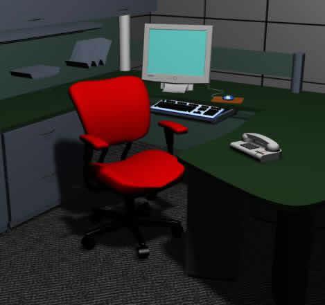 Oficina, en Oficinas bancos y administración – Proyectos