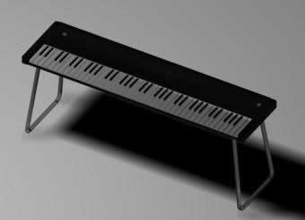 Organo 3d, en Instrumentos musicales – Muebles equipamiento