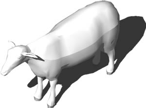 Planos de Oveja 3d, en Animales 3d – Animales