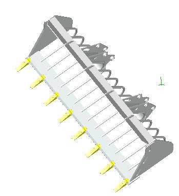 Planos de Pala cribadora jcb 3cx 3d, en Maquinaria – Obradores
