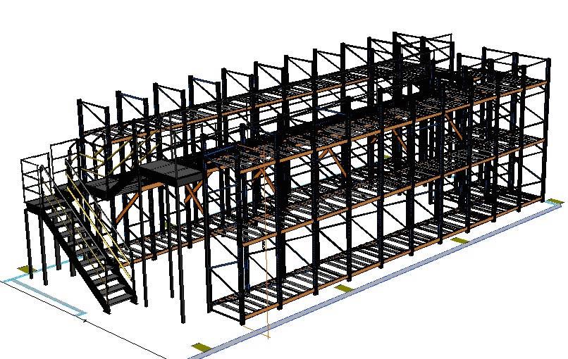 imagen Paletización, en Maquinaria e instalaciones industriales - Máquinas instalaciones