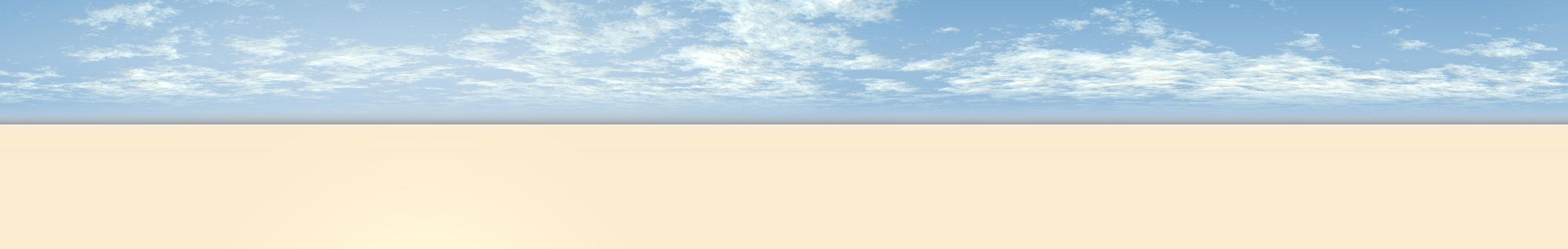 Panoramic sky, en Cielos – Objetos paisajísticos