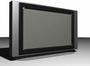 Pantalla panorámica de lcd, en Electrodomésticos – Muebles equipamiento