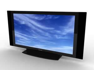 Planos de Pantalla plasma 3d, en Muebles varios – Muebles equipamiento