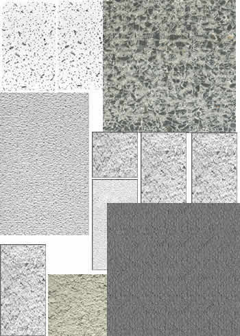 Paquete de texturas de concreto, en Hormigón – mapas de bits – Texturas