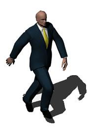 Planos de Persona 3d, en 3d – Personas