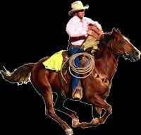 imagen Persona a caballo - vaquero, en Fotografías para renders - Personas